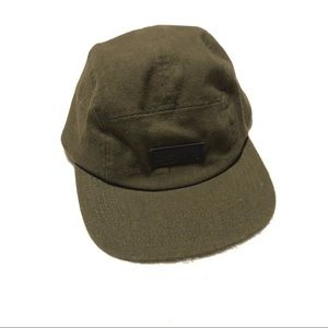 Levi army green hat